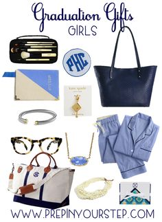 High School and College Graduation Gift Ideas for girls and guys