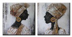 cuadros etnicos modernos - Buscar con Google