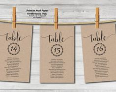 Wedding Seating Chart Black and Gold Gold by EleganceisInfinite