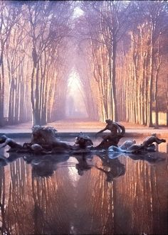 The Apollo Fountain, Versailles, - France #FinishTheMission #BusinessAsMission