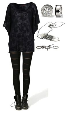 """Untitled #1246"" by bvb3666 ❤ liked on Polyvore featuring Miss Selfridge, INC International Concepts and maurices"