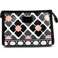 Milly Mckenzie Cosmetic Case Women Multi Color Cosmetic Bag - Walmart.com $10