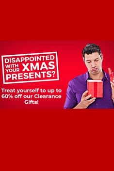 Christmas Gift Clearance - Why Not Treat Yourself?  #sale #gadgets #giftsforhim #giftsforher