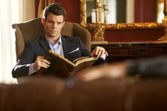 Rejoice, Originals Fans! Elijah Is Here to Stay!