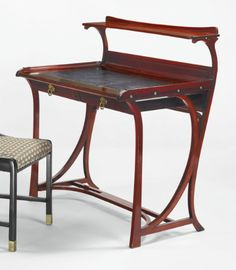 gebrüder thonet writing desk | furniture | sotheby's n09474lot8tv5sen