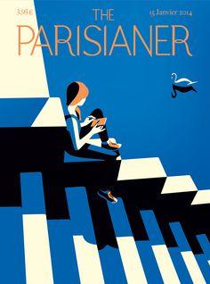 The Parisianer — Malika Favre
