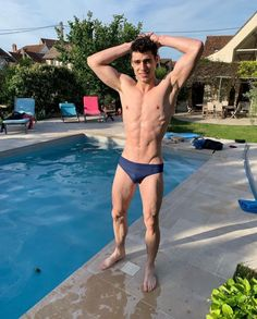 Mode Masculine, Raf Miller, Mario Y Luigi, Guys In Speedos, Male Feet, Perfect Boy, Guy Pictures, Male Physique, Cute Gay