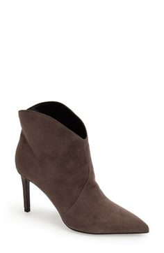 Saint Laurent 'Paris' Pointy Toe Boot (Women) available at #Nordstrom