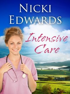 """Read """"Intensive Care"""" by Nicki Edwards available from Rakuten Kobo. Escaping to the country was meant to be easy . On the surface it looks like busy intensive care nurse Kate Kennedy has. Romance Authors, Romance Books, Kate Kennedy, Icu Nursing, My Books, This Book, Medical, Christian, Country"""