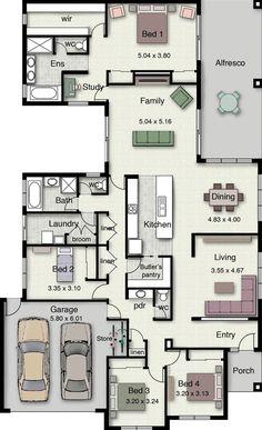 Home Design - Lockhart 310 | Hotondo Homes Hotondo Homes