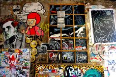 Would you like to discover more about Berlin? I will show you an interesting perspective of this city - Berlin Street Art and Graffiti
