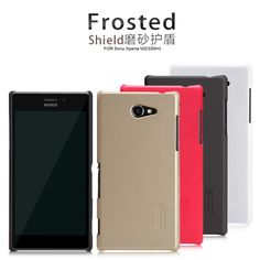 Nillkin Super Frosted Shield Sony Xperia M2 (S50) -- Hanya Rp. 100.000,-