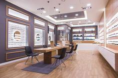 New eyeglass display ideas customized eyeglass store design Design Shop, Shop Interior Design, Retail Design, Store Design, Interior Ideas, Eyeglass Stores, Optical Shop, Shop House Plans, Glass Shelves