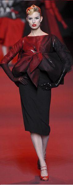 Christian Dior - spring summer 2011 - John Galliano