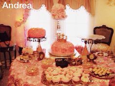 My Cake Table :)