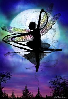 Winddancer by artist Lisa Lambertini