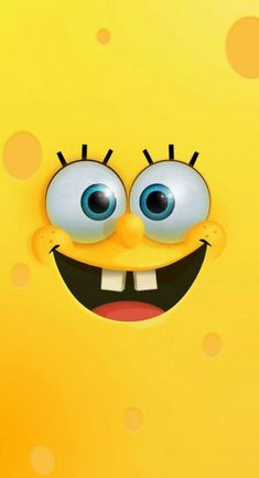 Find images and videos about wallpaper, yellow and spongebob on we heart it Cartoon Wallpaper Iphone, Disney Phone Wallpaper, Iphone Background Wallpaper, More Wallpaper, Cute Cartoon Wallpapers, Aesthetic Iphone Wallpaper, Funny Wallpapers For Iphone, Wallpaper Spongebob, Kawaii Anime