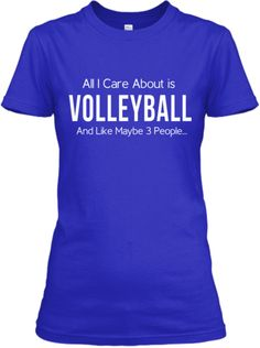 LIMITED EDITION - For Volleyball Lovers