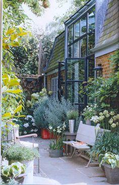 ❥ Inspirations, Idées & Suggestions, JesuisauJardin.fr, Atelier de paysage Paris, Stéphane Vimond Créateur de jardins en ville