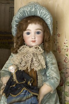 French antique AT from musee de poupee Paris