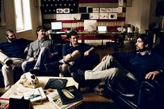 Tod's coffee-table book on notable men with a knack for effortless style.