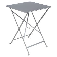 57x57 cm Bistro table, outdoor furniture, metal table