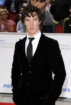 Benedict (Photo by Mark Cuthbert/UK Press via Getty Images)