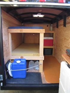 Rv Trailer Tongue Storage Rack This Is A Modification Of