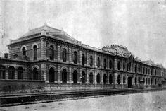 Regimiento Tacna en Santiago