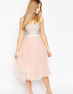 Needle & Thread Eastern Embellished Bodice Coppelia Ballet Dress- beautiful!
