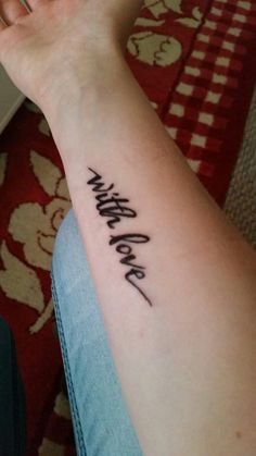 My tattoo in honor of Christina Grimmie