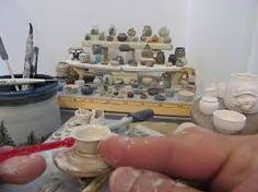 making miniature plates - Recherche Google