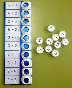 Idéias simples pra ajudar você a estudar matemática com as crianças