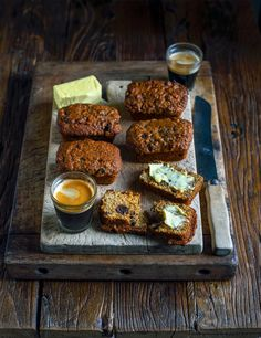 From The Kitchen: Date, bran and ginger loaves