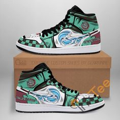 Nike Shoes Air Force, Air Jordan Shoes, Nike Air, Jordans Sneakers, Air Jordans, High Top Sneakers, Custom Sneakers, Custom Shoes, Custom Jordans