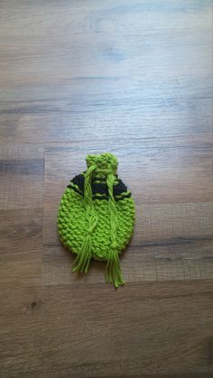 Soap Socks - Soap Covers - Adjustable Drawstring - Soap Wash Cloth - Soap Saver - Soap Sack (Hot Green with Black Stripe) by LoomKnittedHats #etsy #etsyseller #loomknittedhats #shopping #acrylicyarn #cottonyarn