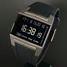 ユンハンス -JUNGHANS- 【MEGA1000】 デジタル電波時計 BESSHO watch *