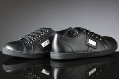 Class is in session! Dolce & Gabbana sneakers for boys!