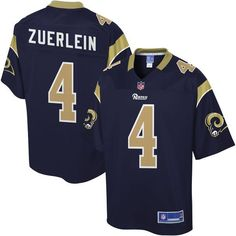 Youth Los Angeles Rams Greg Zuerlein NFL Pro Line Team Color Jersey -  74.99 59fe00b07
