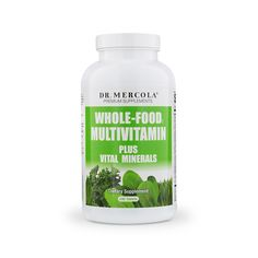 Taking a good multivitamin supplement like Multivitamin Plus Vital Minerals to complement your diet provides you with a wide range of optimal health benefits.* http://products.mercola.com/multivitamin-vital-minerals/