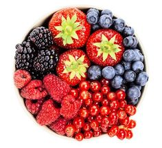 berries, superfoods, cancer, katherine bown