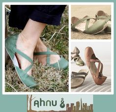 Ahnu Karma, supportive footbed/super cute!