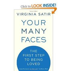 Virginia Satir- an MFT founder Therapy Tools, Play Therapy, Virginia Satir, Books To Read, My Books, Mental Health Resources, Family Therapy, Marriage And Family, Many Faces
