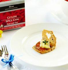 Recipes   Dilmah Real High Tea