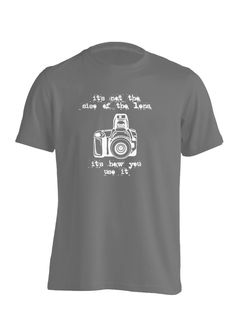 Photographer Limited Tees