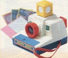 Snappy Shots Camera From The 1980s