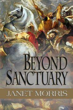 Beyond Sanctuary (Sacred Band of Stepsons: Beyond Series) by Janet Morris, http://www.amazon.com/dp/B007GIWCYG/ref=cm_sw_r_pi_dp_ccWSpb0FK5AWM (Free today - 05/15/12 - on Amazon)