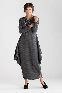 Manta Ray Dress: Mariam Heydari: Knit Dress   Artful Home
