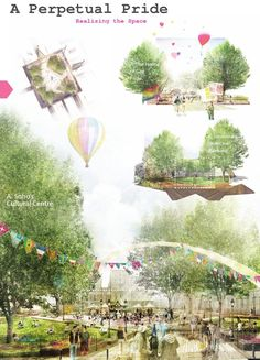 Architecture Dissertation: 'A Perpetual Pride' ISSUU - Landscape Architecture Dissertation: 'A Perpetual Pride' by luke whitakerISSUU - Landscape Architecture Dissertation: 'A Perpetual Pride' by luke whitaker Plans Architecture, Landscape Architecture Design, Landscape Plans, Architecture Drawings, Urban Landscape, Classical Architecture, Ancient Architecture, Sustainable Architecture, Canada Landscape