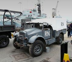 RN Morris truck at Chatham